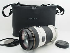 MINOLTA High Speed AF APO 80-200mm f2.8 G Lens For Sony From Japan  #650