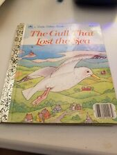 Little Golden Book: The Gull that lost the Sea