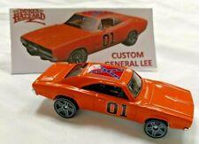 Hot Wheels Custom Dukes of Hazzard General Lee '69 Dodge Charger 500(Gray PR5s)