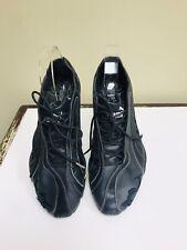 PUMA Men Sport Lifestyle Walking Comfort Sneakers Shoes SIZE 9.0 Black Leather