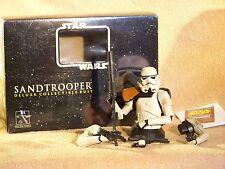 STAR WARS - Gentle Giant - 1/6 - Buste SandTrooper Squad Leader Deluxe Edition