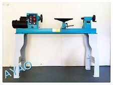 Ayao Heavy Duty Wood Lathe Headstock Rotation 1500W Brand New Warranty