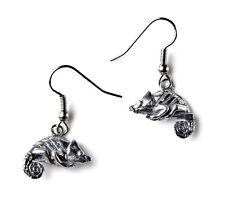 Chameleon Earrings - Accessories - Women's Jewelry - Handmade - Gift Box