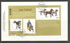 Canada SC # 2523 Joe Fafard FDC. Lowe-Martin