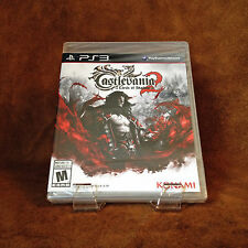Castlevania: Lords of Shadow 2 PS3; Brand New Sealed [PlayStation 3]