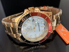 UK Submarine Diver Watch Date Rotating Bezel Watch Quartz movement 40mm