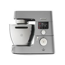 Kenwood KCC9060S Cooking Chef Gourmet Küchenmaschine Silber