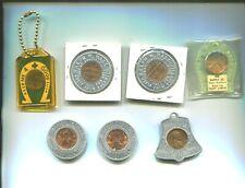 New ListingLot of 7 Encased Coins all for 1 Bid