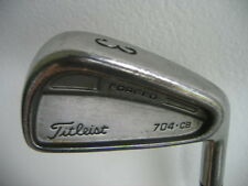Titleist 704 CB Forged Single 3 Iron Precision Rifle 6.5 Flighted Steel Stiff