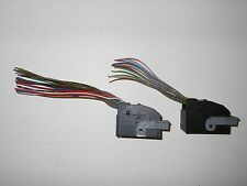 Mercedes-Benz E430 W210 AC Climate Control Wiring Connector Plugs Fast Shipping!