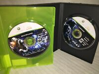 LOT OF TWO XBOX 360 GAMES, HALO 3 Multi-Player and Halo 3 ODST Rate M 17+