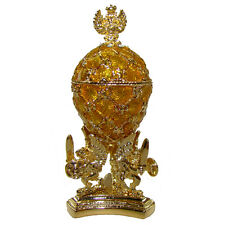 Oeuf Couronnement, copie Oeuf Faberge Couronnement, collection oeuf Faberge