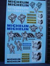 "DECALS 1/18  DIVERS "" MICHELIN "" BIBENDUM -  T426"