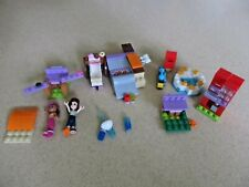 Lego  Friends  Emma Ice Cream Stand  Vending Machine 2 figures