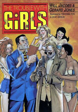 Trouble with Girls GN Will Jacobs Gerard Jacobs Eternity Malibu OOP VF/NM