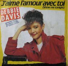 DEBBIE DAVIS j'aime l'amour avec toi/don't blame her SP