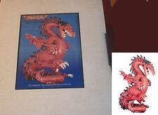Fenryll SM01 Ozgurd's Watch Dragon (1) 28mm Resin Miniature Large Fantasy Drake