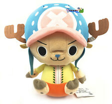 Banpresto One Piece New World 10'' Plush Doll~ Sitting Tony Tony Chopper BP37672