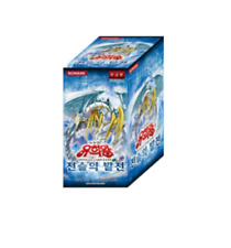 "[Yugioh] ""Tactical evolution"" Booster Box / Korean Ver."