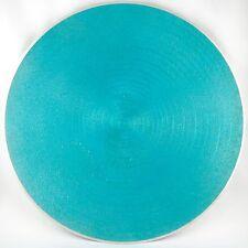 "Rare Coupe Aluminium ""Gneis"" CATHERINE HOLM Norway Design 60 blue/enamelware..."