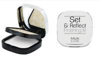 MUA Luxe 'Set & Reflect Finishing Kit' Setting Powder & Highlighter Set NEW IN!