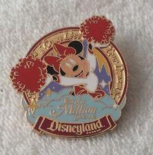 Disney's - Minnie Mouse  Disney Rewards Year of a Million Dreams Cheerleader Pin