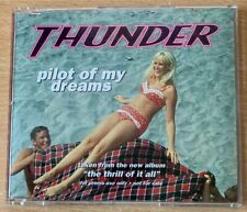 Thunder - Pilot Of My Dreams - RARE PROMO Excellent CD Single Thrill Of It All
