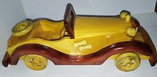 Wooden Toy Car 4