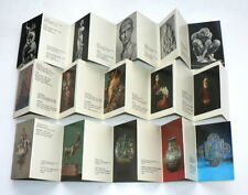 The Hermitage, a set of Russian art paintings, USSR 1973
