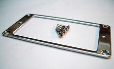 Gotoh Es-16 Humbucker-marco metal cromo incl. tornillos