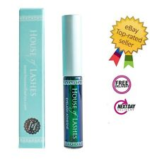HOUSE OF LASHES DARK FALSE EYE LASH GLUE ADHESIVE  100% GENUINE UK SELLER + INV