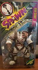 """Spawn White Ultra-Action Figures Alien Spawn 6"""" 1996 MacFarlane Toys Series 6"""
