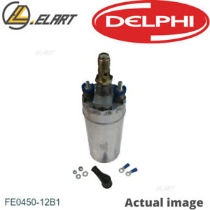 FUEL PUMP FOR VOLVO PORSCHE 940 II 944 B 230 FB B 230 FD B 230 FT B 19 E DELPHI