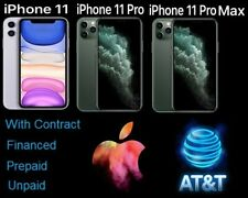 AT&T PREMIUM FACTORY UNLOCK IPHONE 11, IPHONE PRO, IPHONE PRO MAX 100% UNLOCKING