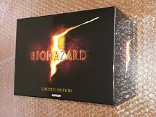 RESIDENT EVIL BIOHAZARD 5 SONY PS3 LIMITED EDITION