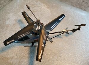Swann RC Military Miniature Toy Helicopter Metal Not sure