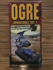 Steve Jackson Ogre: Miniatures Set 1