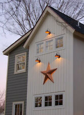 Large Copper Barn Star (16 Inch)