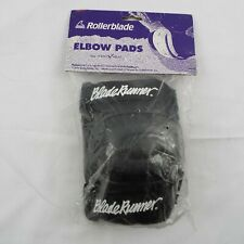 Rollerblade Brand Blade Runner Elbow Pads Youth Size New in Package from 1990