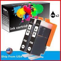 2PK HP 564 564XL Ink Cartridge for Photosmart Plus AIO B210 B209a
