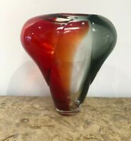 Murano  center piece hand made 20  century Italy