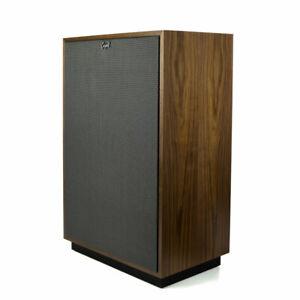 Klipsch Cornwall IV Floorstanding Speaker- Walnut (Pair)  **Open Box**