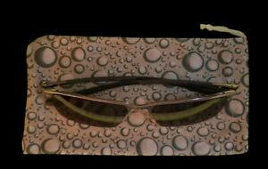 Eyeglass / Sunglass Drawstring Bag (Tan)