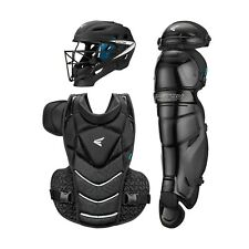 2021 Leg Guards Easton Elite X Baseball Catchers Equipment Series Box Set Chest Protector Helmet NOCSAE Commotio Cordis Foam NOCSAE Approved for All Levels of Play