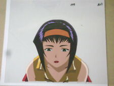 COWBOY BEBOP FAYE VALENTINE ANIME PRODUCTION CEL 25
