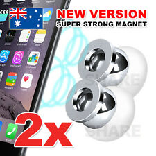 2x Steelie Magnetic Car Mount Holder for GPS Mobile iPhone 5 6 Samsung S5 HTC