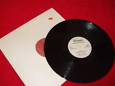 "X ICE ~ ROCK ME BABY  12""    MINT / NEVER PLAYED  / IMPORT /  SUPER RARE"