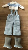 American Girl Doll: Chrissa's Snow Outfit (Retired -- 2009 Girl of the Year)
