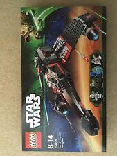 Lego Star wars - 75018 JEK-14's Stealth Starfighter - 2013 Set - BNISB