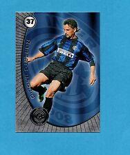 INTER CARDS 2000- numero 37- ROBERTO BAGGIO -NEW